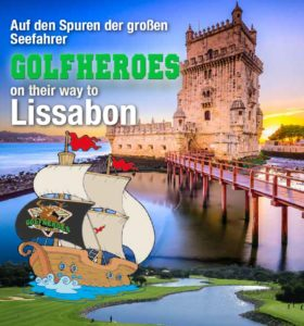 Golfheroes on Tour - Portugal 2020 @ Quinta da Marinha Golf Resort | Cascais | Lisboa | Portugal
